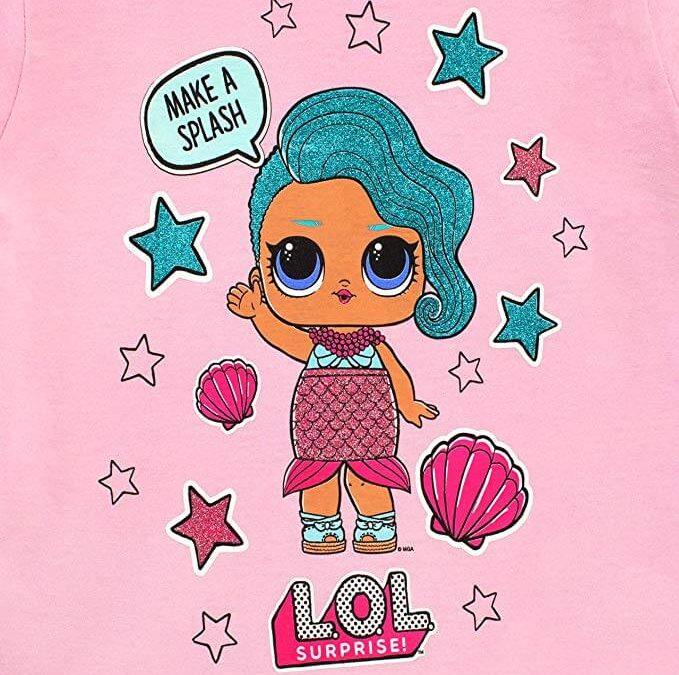 Camisetas LOL Surprise