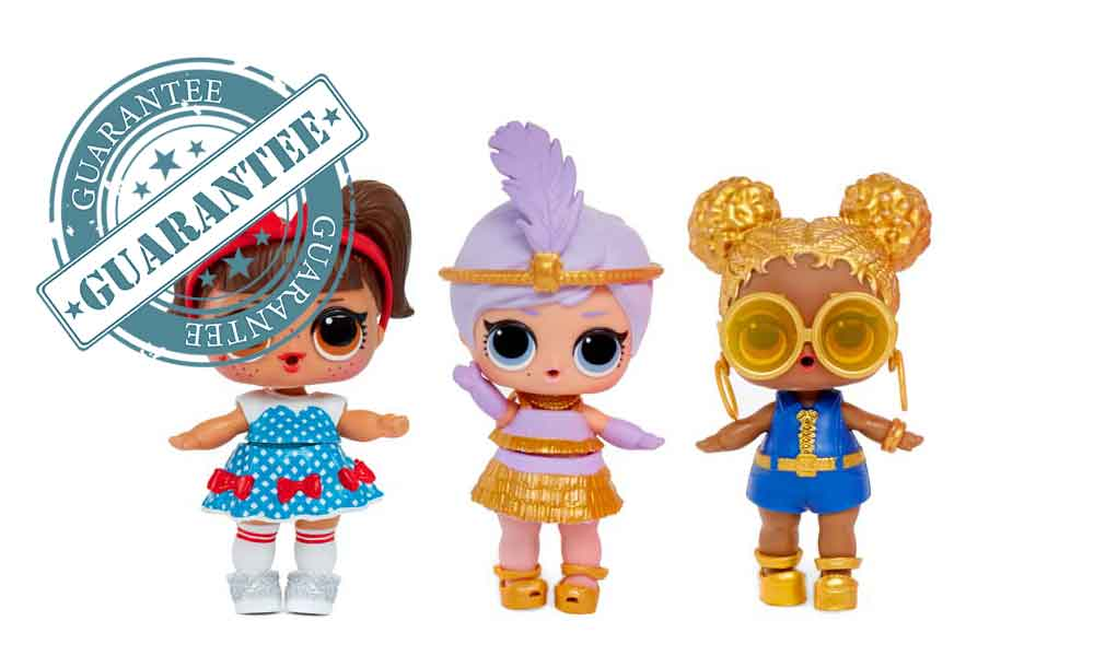 Código de Barras de las Muñecas LOL: La clave para devolver tu muñeca surprise