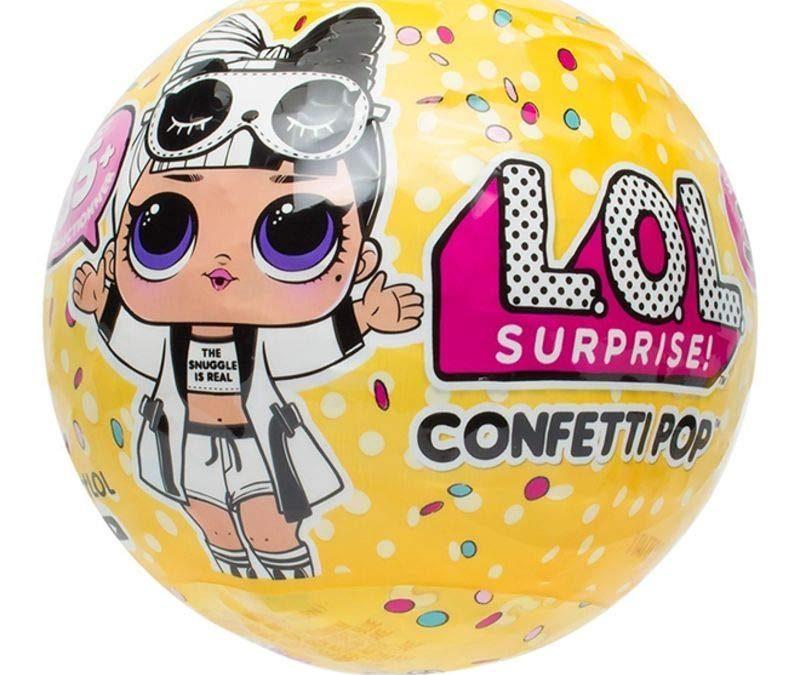 LOL Sorpresa! Serie 3 Confeti Pop Guía para padres