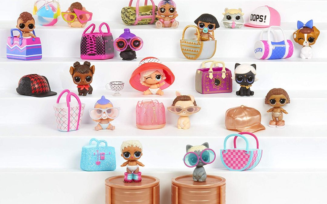 Muñecas LOL Serie 5 Makeover Lils: Lil Sisters, Lil Brothers, Lil Pets