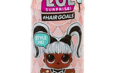 #Guía de la Serie 5: LOL Hairgoals Makeover series
